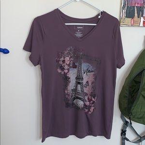 NWT Cute Parisian T-shirt